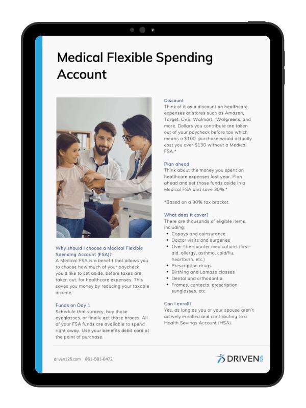 Medical Care FSA